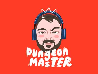Dungeon Master Ben