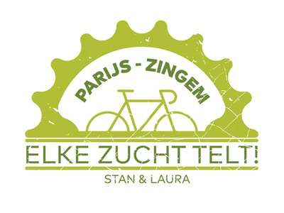 Logo Paris-Zingem for cystic fibrosis
