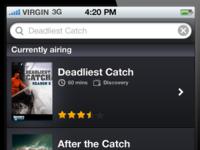 Episodes App
