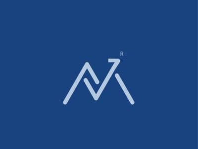 J M logo
