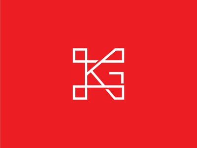 GK logo for Gallery Karma