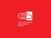 GS Monogram with clip paper
