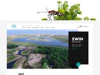 Zwin // redesign Drupal website