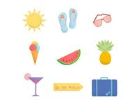 Summer Set Icon