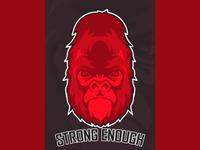 Gorilla attitude