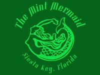 The Mint Mermaid, logo