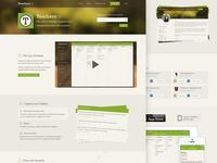 Teachers.io Website Redesign