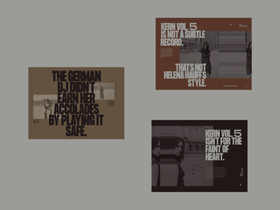 (Motion) Pangrams №007 pangrampangram interaction transition animation web art direction moodboard mood dark website branding ui typography grid minimal webdesign concept