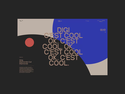 Motion Exercise N°008 codrops colors transition animation website ui branding typography grid minimal webdesign concept