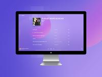Paylist App concept