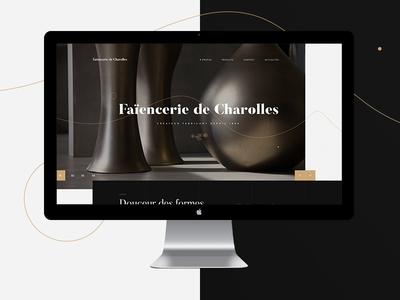 Faïencerie de Charolles — Design proposal