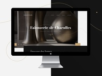 Faïencerie de Charolles — Design proposal