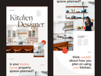 Le Creuset Kitchen Designer