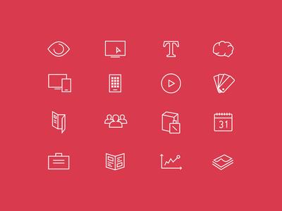 SENZO line icons