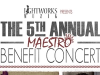 Maestro Benefit Poster