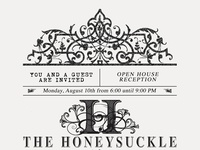 The Honeysuckle Invite