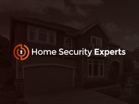 Home Security Experts Logo