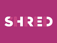 Shred dribbble