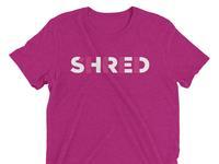 Shred shirt