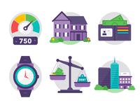 Business Loan Factors Illustrations