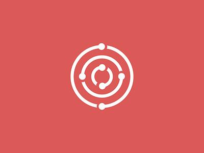 Concept for Kinetic Mark identity logo branding kinetic symbol mark icon