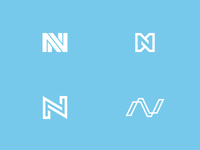 N Concepts monogram logo lettermark n