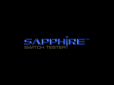 Sapphire Switch Tester