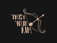 Trust Your Aim