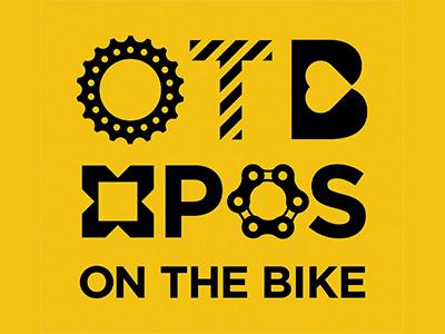 On The Bike Expos tradeshow bike