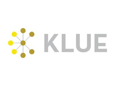 Klue (gesture software) app scientific hidden letter k logo klue