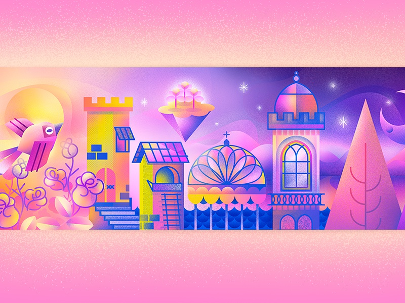 Journey | Illustration Project