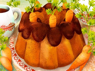 Carrot crush!