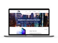 Rimrock Associates Landing Page