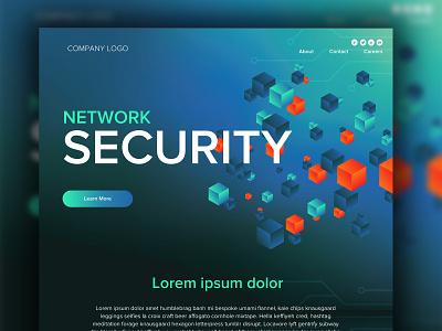 AI Security Website artificial intelligence ai website design web design uidesign uxdesigner uxdesigns uxdesign ui uxui ux design website webdesign