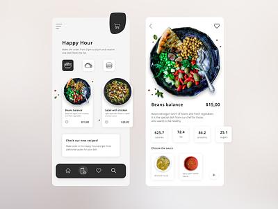 App design for restaurant delivery vector food delivery app delivery app delivery food app ux design uidesign minimal ios icon app branding design web ux ui design ux ui