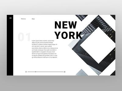 New York ui website ux design web design web ux ui design
