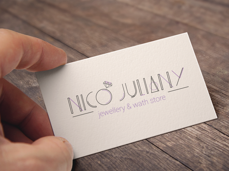 NICO JULIANY minimal typography illustrator web ux ui ios icon vector webside fashion logo porfolio animation illustration photoshop like follow me following design