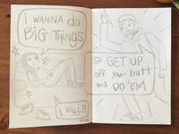 Sketchbook motivation