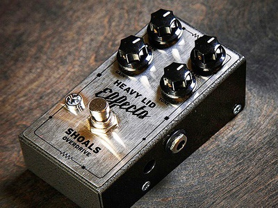 Heavy Lid Effects Pedal Design