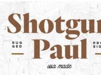 Shotgun Paul Refresh