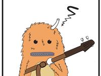 Furry Monster