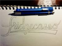 Logo Lettering Concept