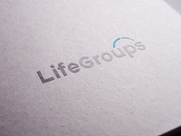 Lifegroups Logo + Identity