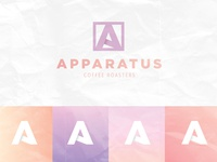 Apparatus Coffee Roasters Branding