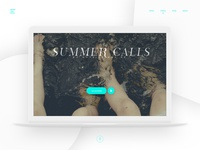 Landing Page Video - Summer Call Series