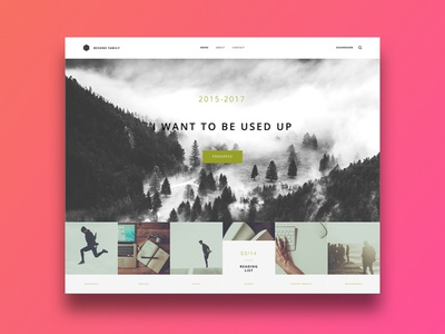 Become Application Concept concept design strategy application app ux ui