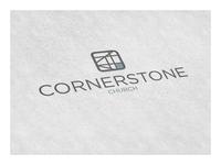 Cornerstone Branding - Logo - Identity