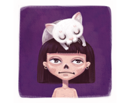 Me & cat
