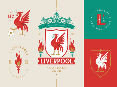 Lfc Designs Themes Templates And Downloadable Graphic Elements On Dribbble