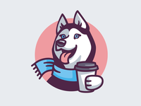 Husky Coffee